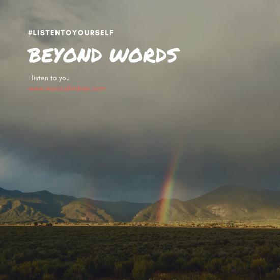 #listentoyourself_monicalindner_beyond words
