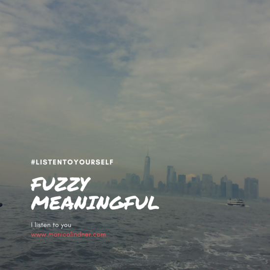 #listentoyourself_monicalindner_fuzzy meaningful