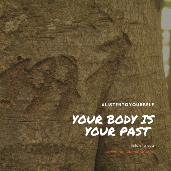 #listentoyourself_monicalindner_your body is your past